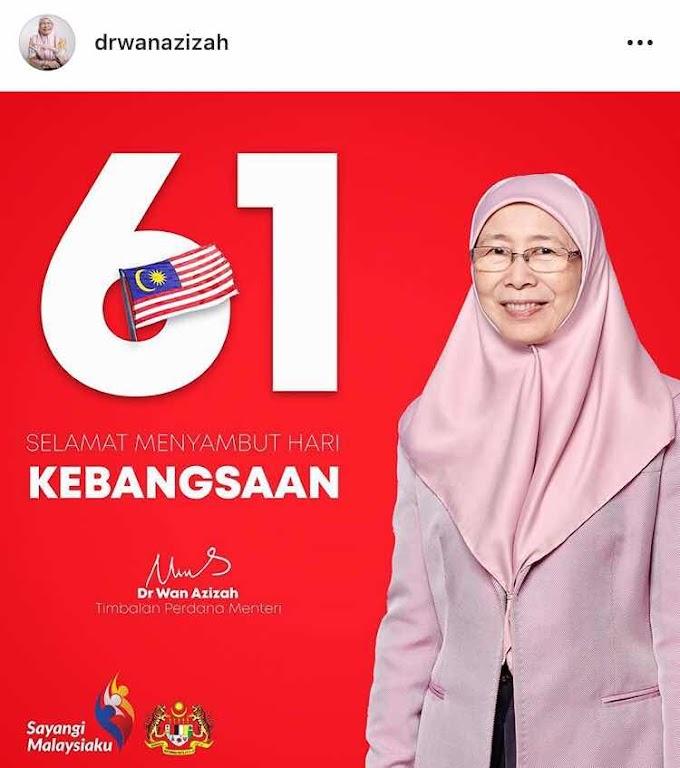 Sayangi Malaysiaku | Selamat Hari Kebangsaan ke 61