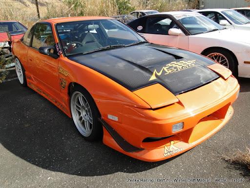 Nissan 180SX de Suenaga