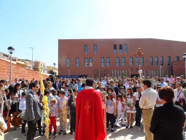 13 de abril: Domingo de Ramos