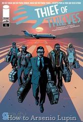 Actualización 19/12/2016: Heisenberg & Raziel 36 actualizan una serie ahora exclusiva del blog y la pagina de Facebook Comics Gravity, con el numero 15 de Thief of Thieves. ¡Es tiempo para que Conrad de un golpe italiano!