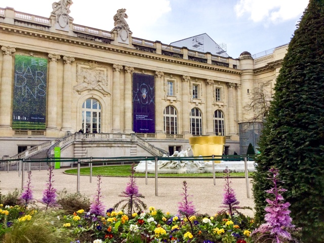 Paris breakfasts expo jardins grand palais - Grand palais expo horaires ...