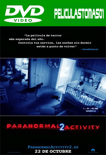 Paranormal Activity 2 (2010) DVDRip