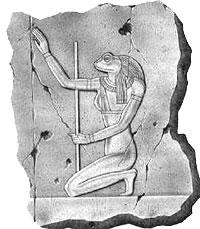 Goddess Heket Image