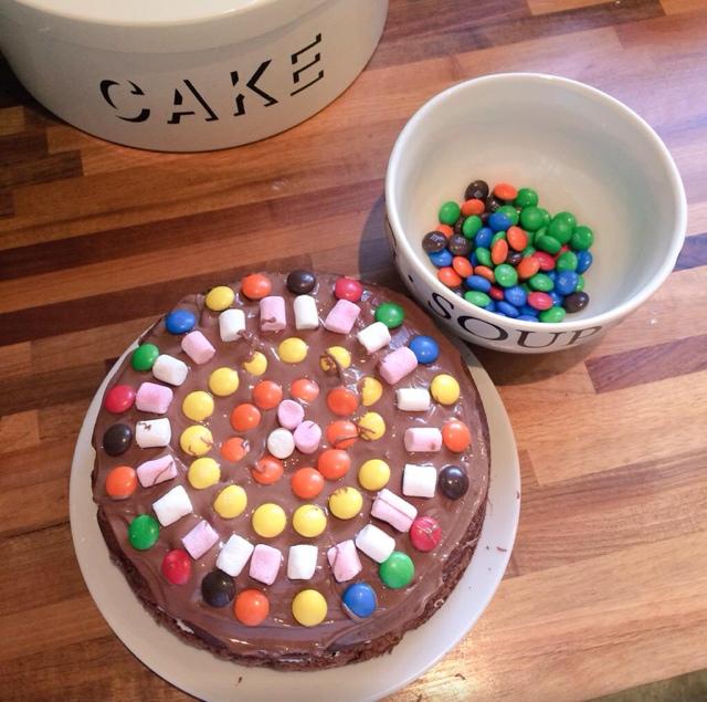 Tanya Burr Sunday Chocolate Cake Recipe