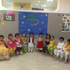 Eid Celebration (Pre-primary) at Witty World
