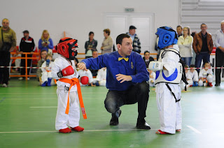 Any martial art helps to take quick decision