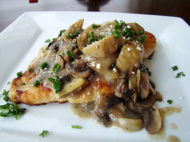 chicken with mushrooms romantic chicken with artichokes and mushrooms ...