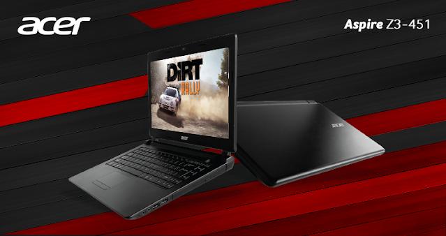 Laptop Acer Aspire Z3-451