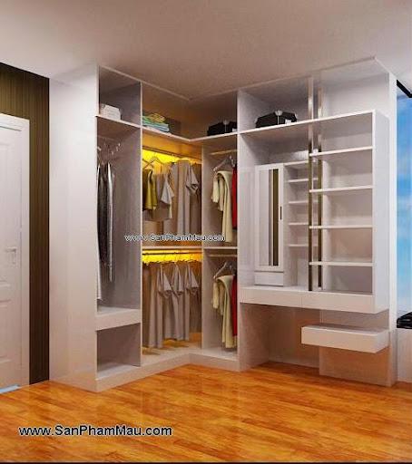 Sản xuất các loại tủ áo