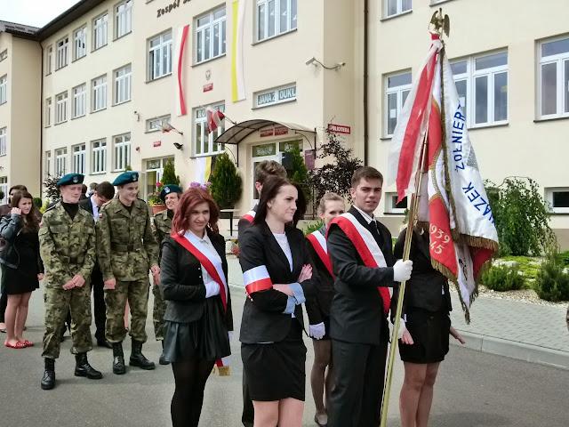 Nadanie imienia szkole - P1090640.JPG