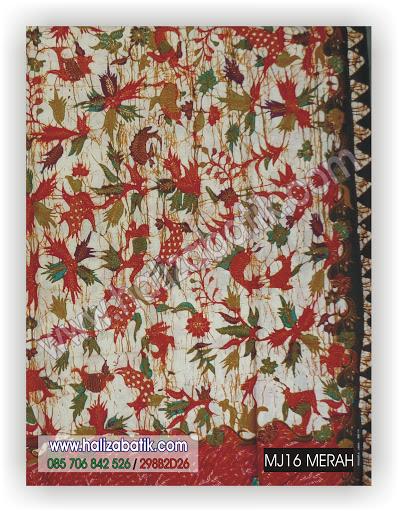 Gambar Motif Batik, Toko Online Indonesia, Contoh Batik, MJ06 HIJAU