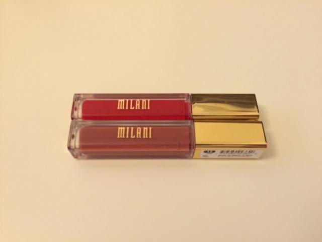 Milani Amore Matte Lip Creme - Loved, Amore
