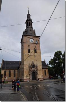 7 oslo cathédrale