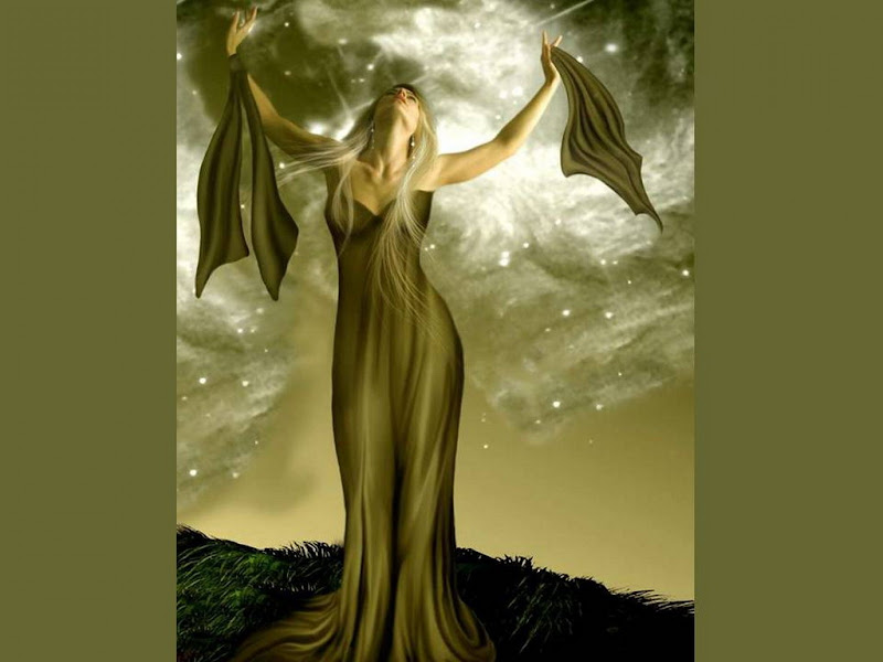 Spell Of Nature, Green Witches