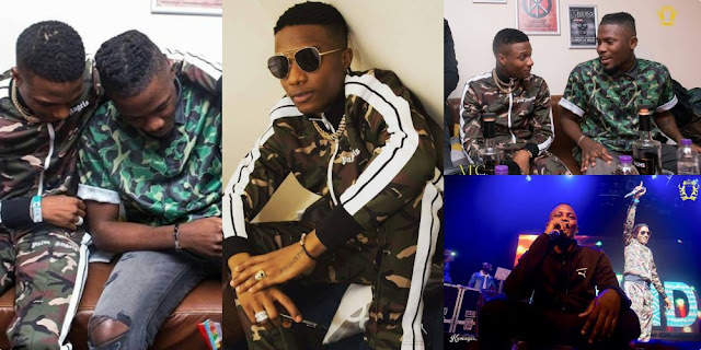 Wizkid Snubs SOUNDCITY MVP Awards To Perform In Ycee's London Show (Photos)