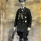 Officer Cadet – pilot Erich Kästner