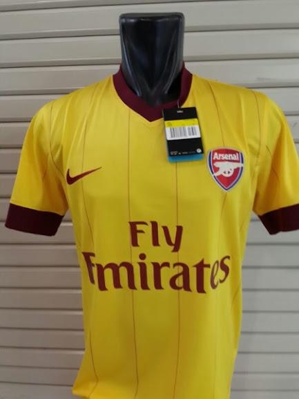 Jual Jersey Arsenal Training Away 2014
