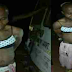 Photos: Nigerian Man Caught Wearing 7-year-old Girl's Pant & Bra For Rituals In The Middle Of The Night In Lagos