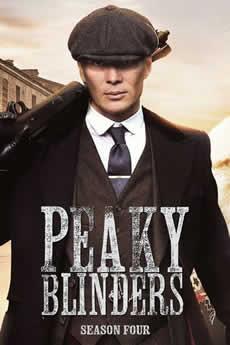 Baixar Série Peaky Blinders Sangue, Apostas e Navalhas 4ª Temporada Torrent Grátis