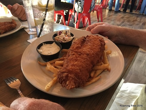 Tom's Giant Fish & Chips