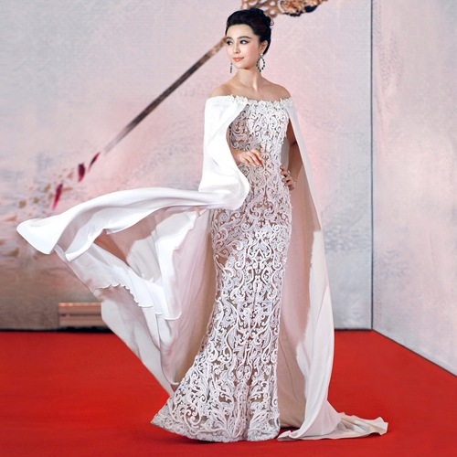 Fan Bingbing-premiere-Lady of the Dynasty