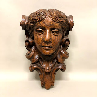 Carved Architectural Ornament