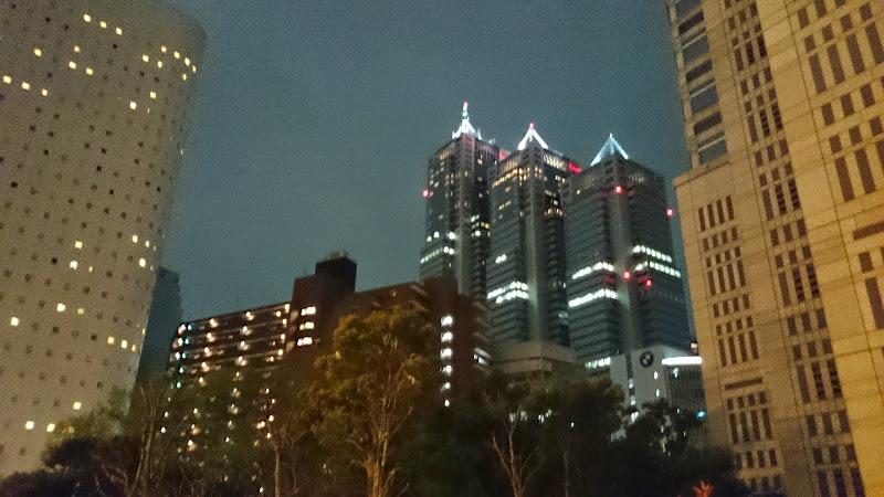 park hyatt tokyo night