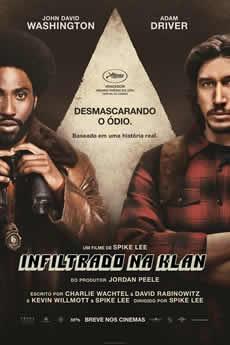 Baixar Filme Infiltrado Na Klan (2018) Dublado e Legendado Torrent Grátis