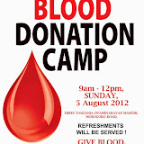 Blood Donation Camp 2012