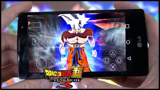 Descargar YA DRAGON BALL TENKAICHI TAG TEAM (MOD) SUPER BUDOKAI TENKAICHI +MENU PARA (PPSSPP)