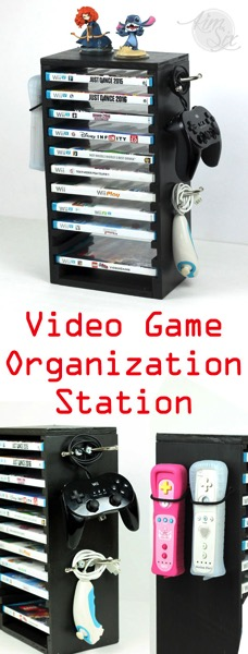 Video Game Organization Station