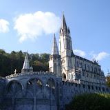 Lourdes settembre 2008