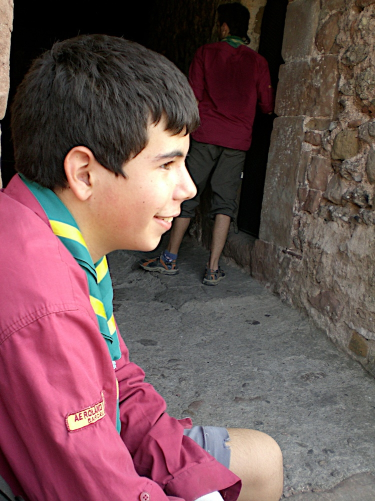 Sortida Sant Salvador de les espasses 2006 - CIMG8256.JPG