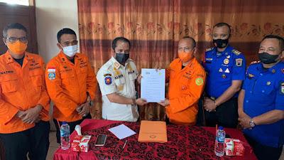 Pertama di Indonesia, Basarnas Jalin MoU dengan Satpol PP Damkar