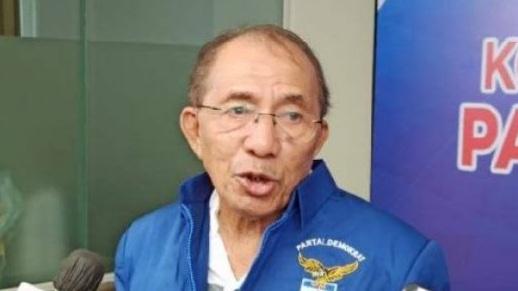 Gugatan AHY Ditolak, Max Sopacua: Akhirnya Hukum Ditegakkan!