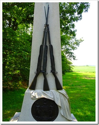 Day 1 Gettysburg battle
