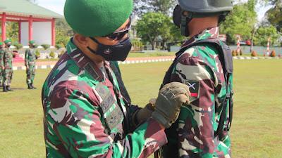 500 Putra Terbaik Kalteng dan Kalbar Resmi Ikuti DIKMATA PK TNI AD