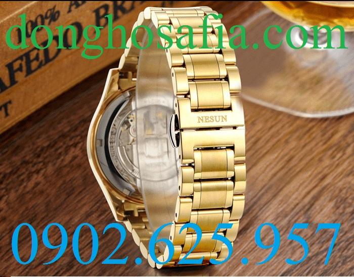 Đồng hồ nam cơ Nesun 9121