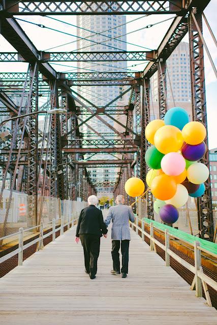 #相伴走過一甲子歲月:可愛老夫妻以『天外奇蹟』為靈感拍攝周年紀念照 5