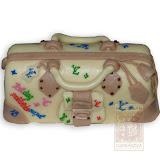 26. kép: Formatorták (lányoknak) - Kézi táska alakú születésnapi torta
