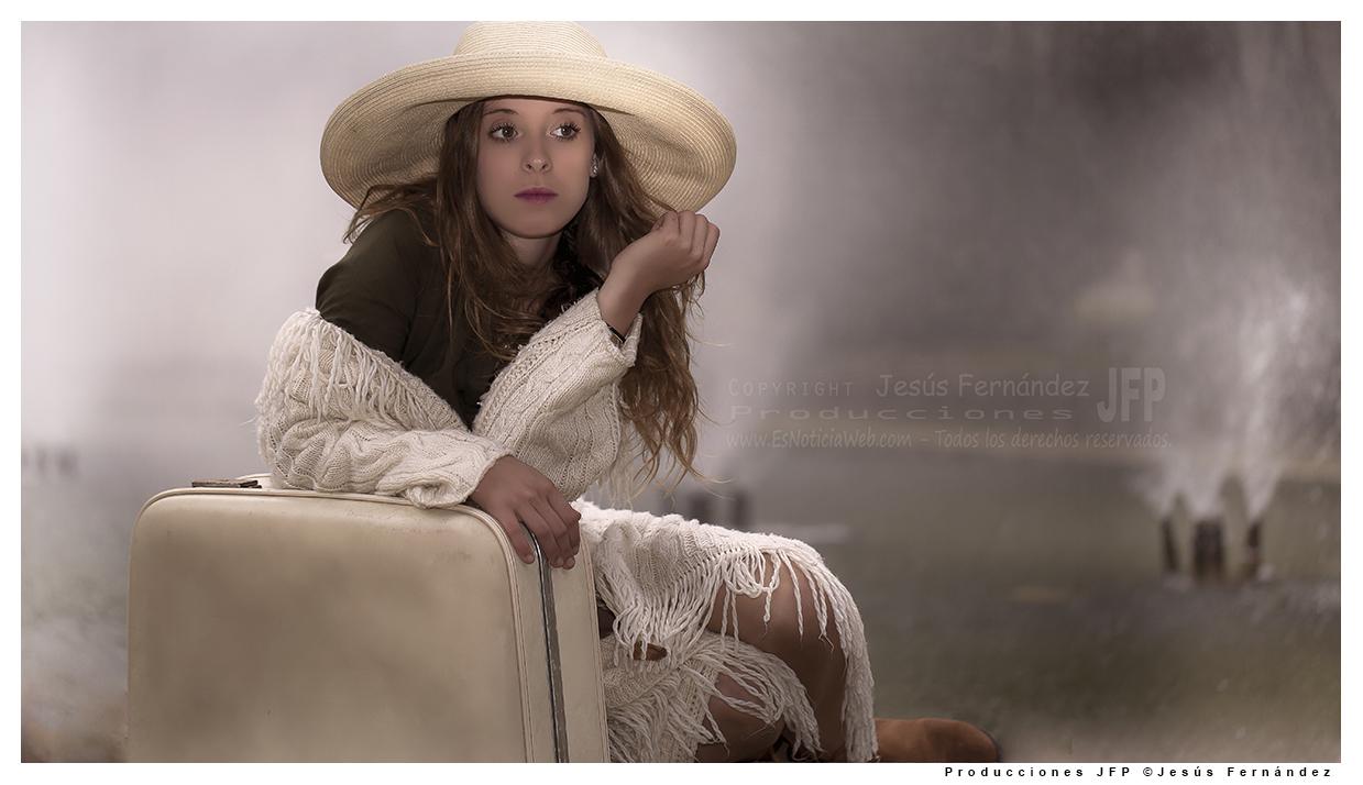 Sesión fotográfica, Ainara Gonzalez, quiero ser modelo