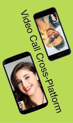 android Video Call Cross Platform -Tip Screenshot 0