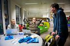 Dutch team Videodock during EUhackathon 2014 at Googleplex in Brussels, Belgium on 02.12.2014
