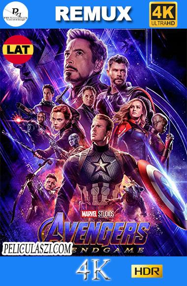 Avengers: Endgame (2019) Ultra HD REMUX 4K [HDR] Dual-Latino
