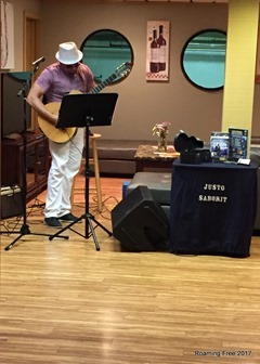 Entertainment at Fireland's Winery