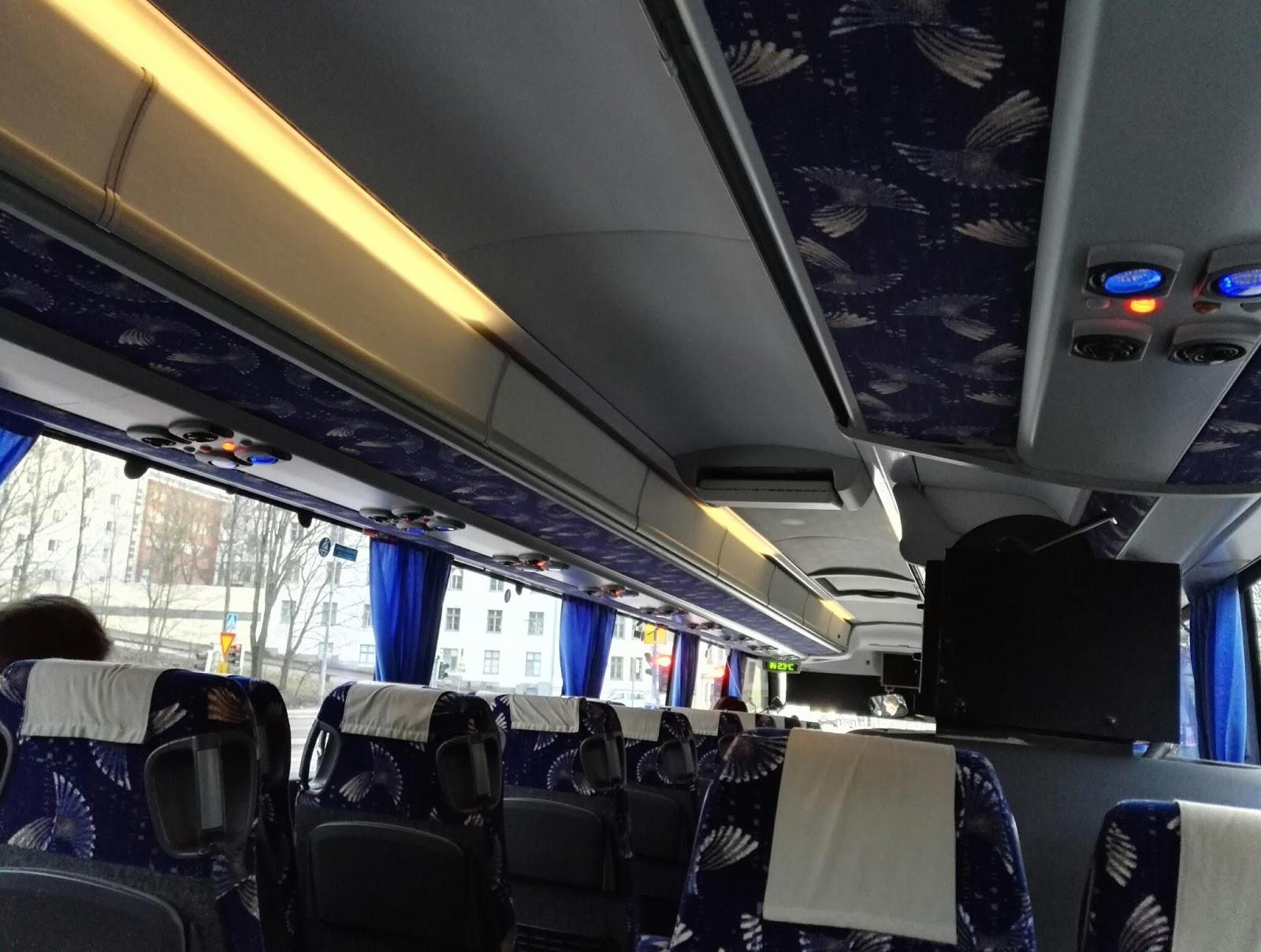 Lahti Orimattila Bussi