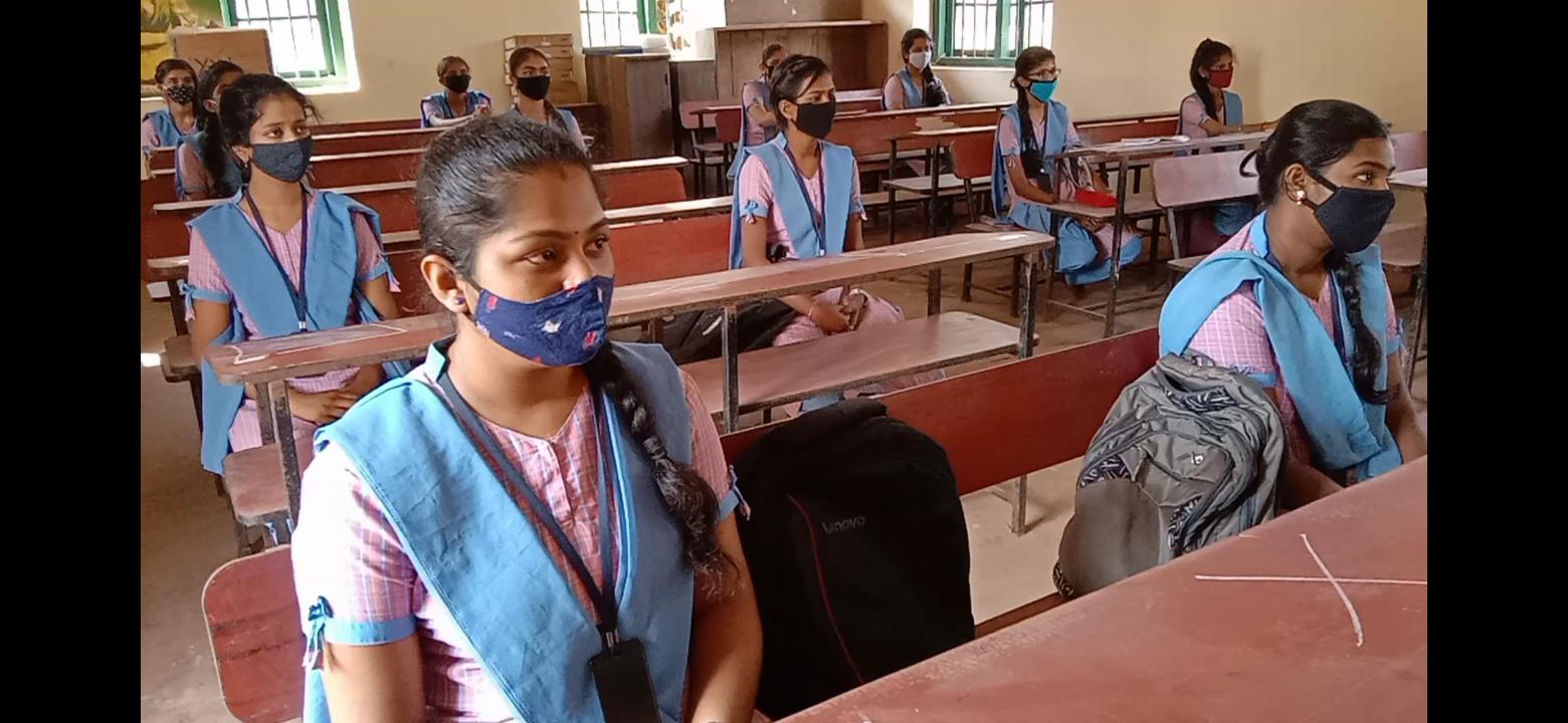 ಮಂಗಳೂರಿನಲ್ಲಿ ಇಂದಿನಿಂದ SSLC, PUC ಆರಂಭ - VIDEO