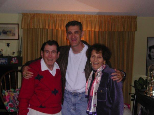 Ross Jeffries Pua Coach With Parents, Ross Jeffries