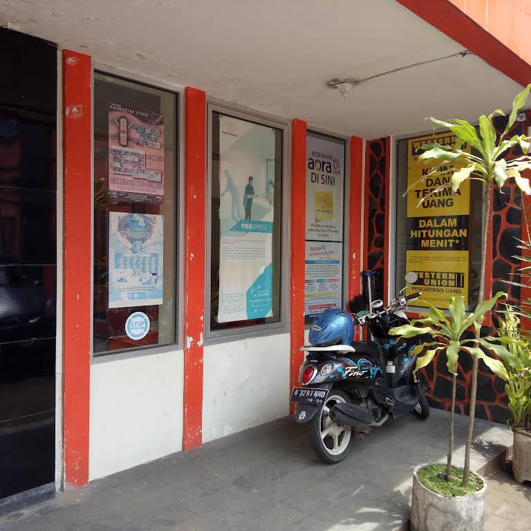 Kantor Pos Blimbing Malang Indonesia Post Office