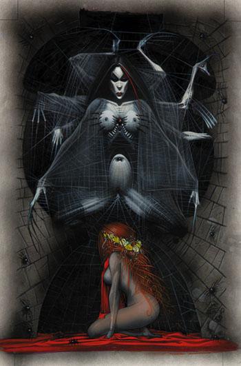 Verot Magick, Sorceress 1